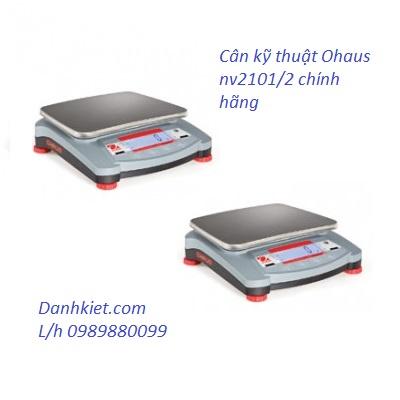 Cân kỹ thuật Ohaus NV2101/2
