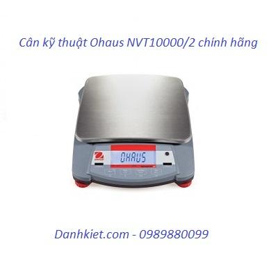 Cân kỹ thuật Ohaus NVT10000/2