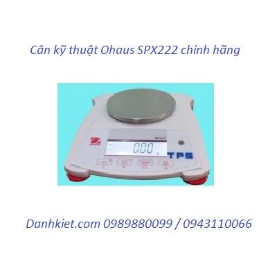Cân kỹ thuật Ohaus SPX222