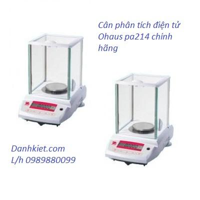 Cân phân tích Ohaus PA214