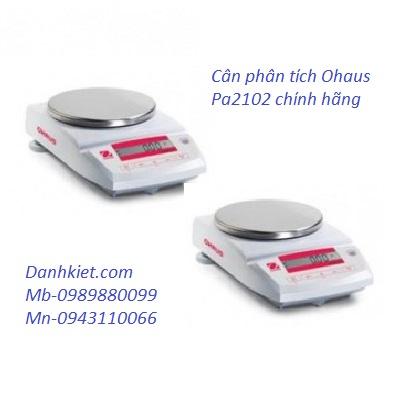 Cân phân tích Ohaus PA2102