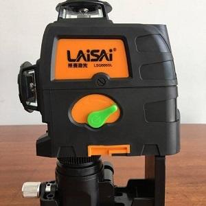Máy laser cân bằng tự động 12 tia xanh Laisai 666SL chất lượng