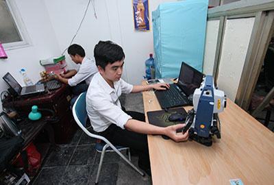 Phần mềm trút số liệu máy toàn đạc điện tử Nikon, Topcon, Leica, Sokkia, Geomax