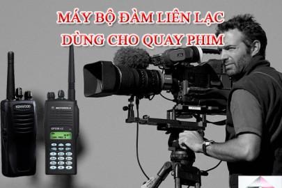 Máy bộ đàm liên lạc dùng cho quay phim tốt nhất