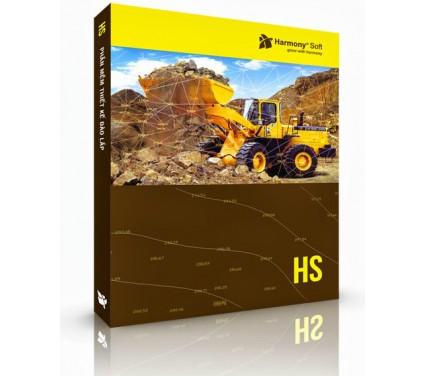 Phần mềm thiết kế đào đắp HS