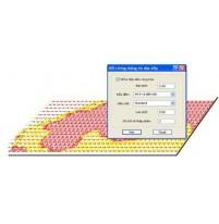 Phần mềm tính toán san lấp mặt bằng ANDLev