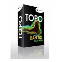 Phần mềm bản đồ địa hình TOPO