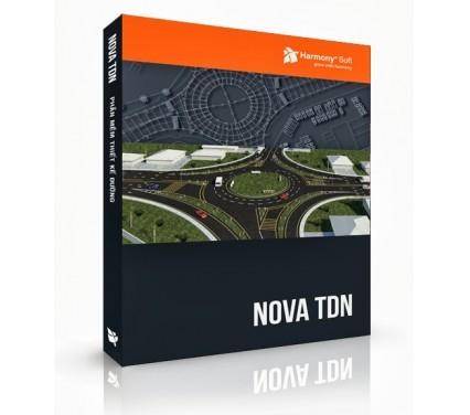 Bộ sản phẩm Phần mềm thiết kế đường NOVA-TDN-PRO