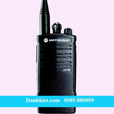 Máy bộ đàm Motorola CP 1100 (Thông số kỹ thuật và tính năng)