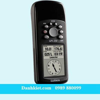 Máy định vị GPS cầm tay Garmin GPS 72H chính hãng