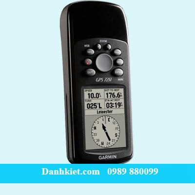 Máy định vị GPS cầm tay Garmin GPS 72H