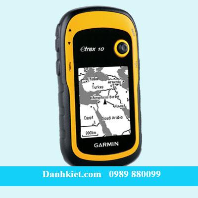 Máy định vị GPS cầm tay Garmin GPS eTrex 10