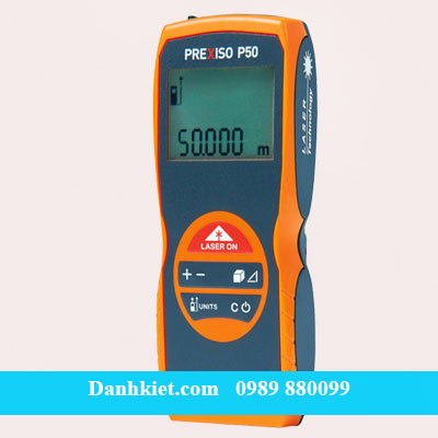 Máy đo khoảng cách laser Prexiso P50 (50m) chính hãng