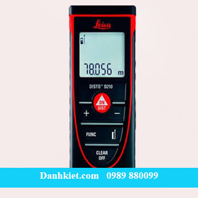 Máy đo khoảng cách laser Leica DISTOTM D210 (80m)