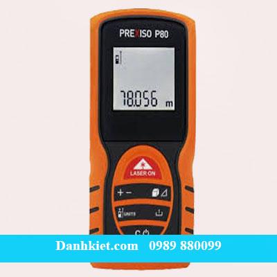 Máy đo khoảng cách laser Prexiso P80 (80m)