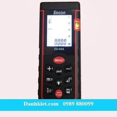 Máy đo khoảng cách laser sincon SD 60 (60m)