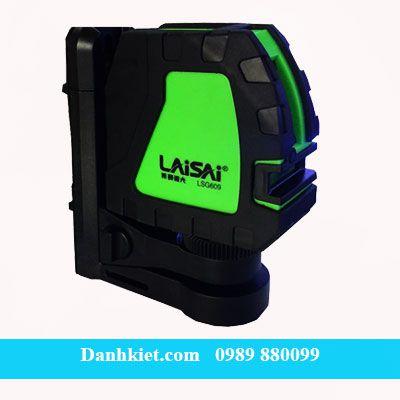 Máy cân bằng 2 tia xanh laser Laisai LSG-609
