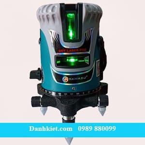Máy thủy bình laser Yamasu (tia xanh, tự động cân bằng)