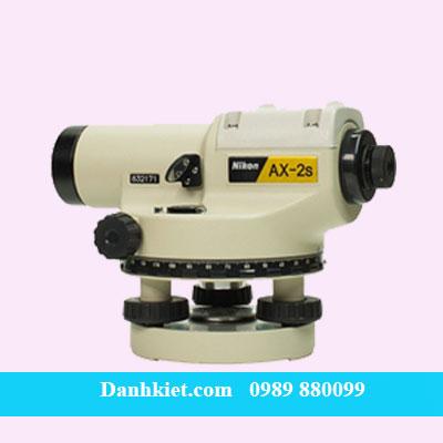 Máy thủy bình tự động Nikon AX-2S_Trắc địa Danh kiệt