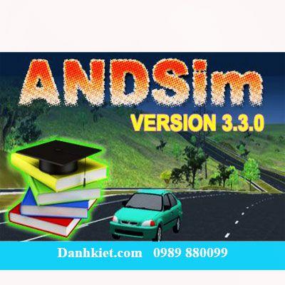 Phần mềm mô phỏng 3D ANDSim