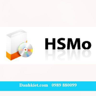 Phần mềm tính toán khối lượng khai thác mỏ HsMo (nền AutoCad 2005)